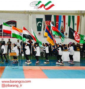 تولید کننده پرچم های ورزشی