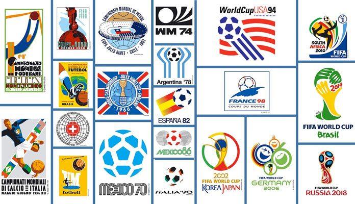 لوگو های جام جهانی