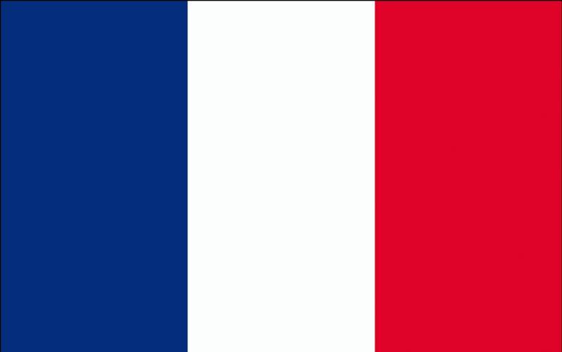 پرچم-کشور فرانسه شهر پرچم بارنگ