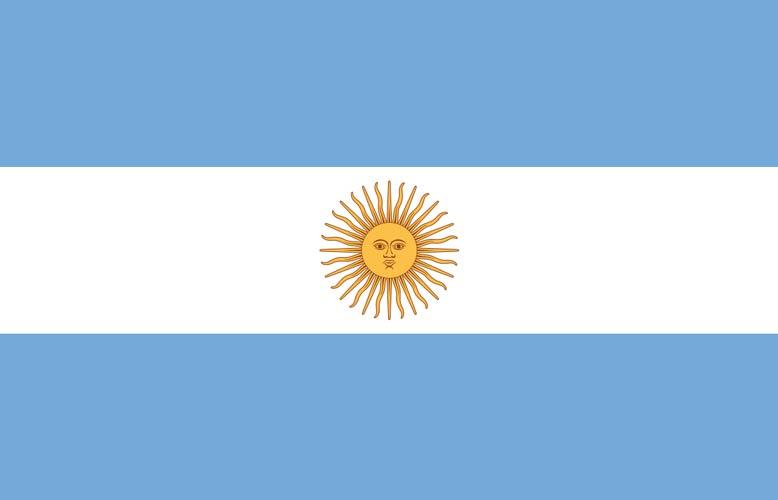 پرچم-کشور-آرژانتین شهر پرچم بارنگ
