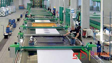 کیفیت در تولید پرچم