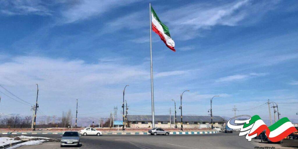 فاکتورهای موثر در قیمت پرچم اهتزاز